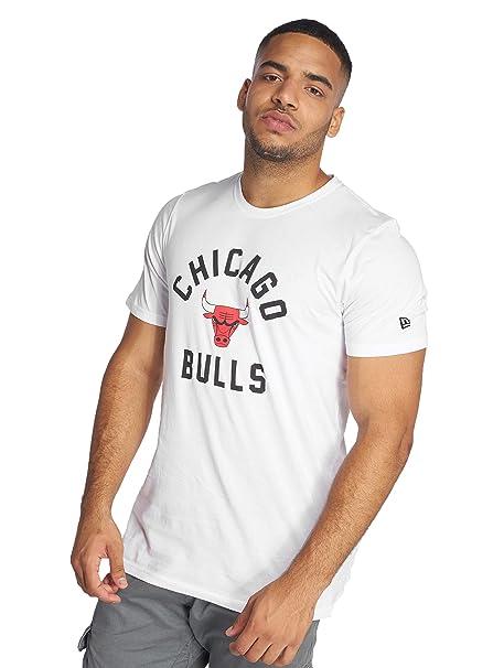A NEW ERA Era Hombres Ropa Superior/Camiseta NBA Classic Chicago Bulls