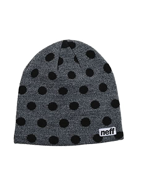 Neff Womens Polka Beanie Hat 3ed6565dd13