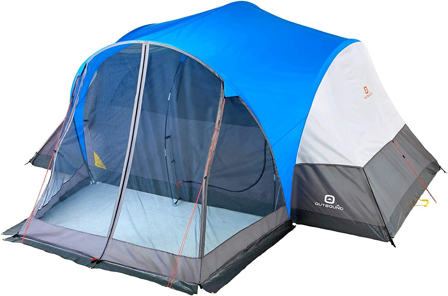 Outbound 8-Person Tent with Screen Porch