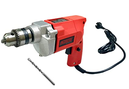 Cheston 10mm Powerful Drill Machine for Wall, Metal, Wood Drilling with 1 pc Wall bit