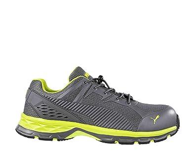 72c52261063e5 Puma Basket de sécurité Basse Fuse Motion 2.0 Green Low S1P ESD HRO SRC:  Amazon.fr: Chaussures et Sacs