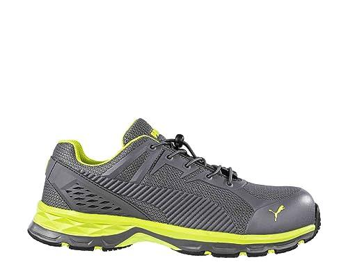 Puma - Calzado de Seguridad Zapatilla de Fuse Motion 2.0 Green Low S1P ESD: Amazon.es: Bricolaje y herramientas