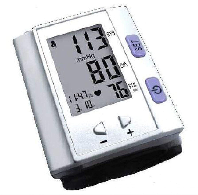 Tensiometro de muñeca digital. ARM253P. Medicura