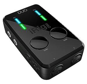 IK Multimedia iRig Pro DUO
