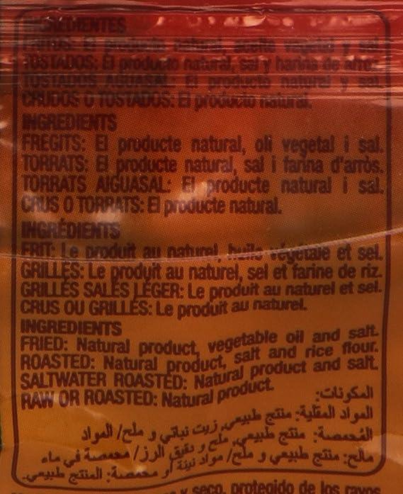 Gourmet Frutos Secos Cacahuete Virginia Repelado Frito con Sal - 125 g: Amazon.es: Amazon Pantry