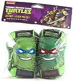 Teenage Mutant Ninja Turtles 3D Knee and Elbow Pad Set