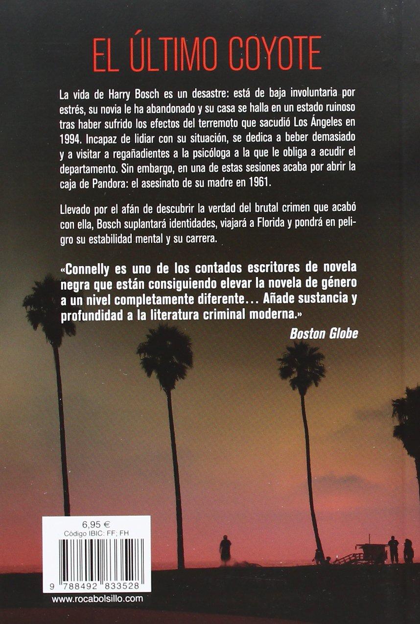 Ultimo coyote, El (Rocabolsillo Criminal) (Spanish Edition): Michael  Connelly: 9788492833528: Amazon.com: Books