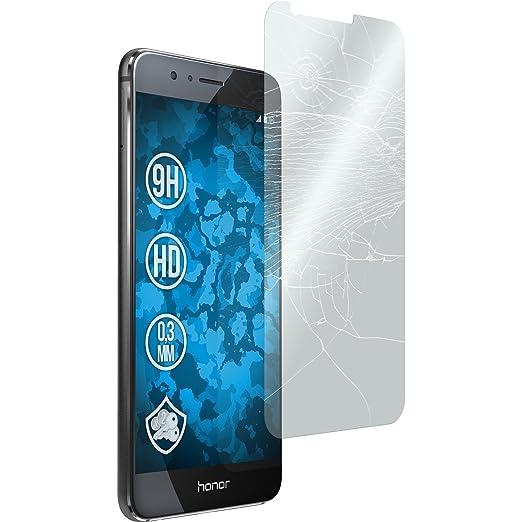 15 opinioni per 2 x Huawei Honor 8 Pellicola Protettiva Vetro Temperato chiaro- PhoneNatic