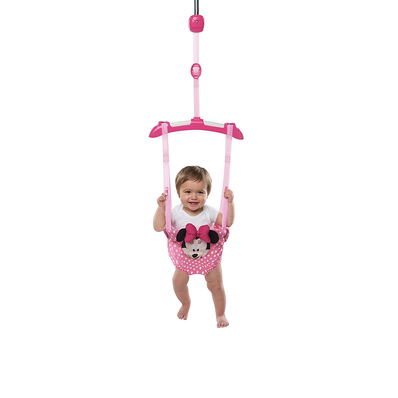 Winnie The Pooh - Saltador disney baby minnie mouse rosa: Amazon.es: Bebé