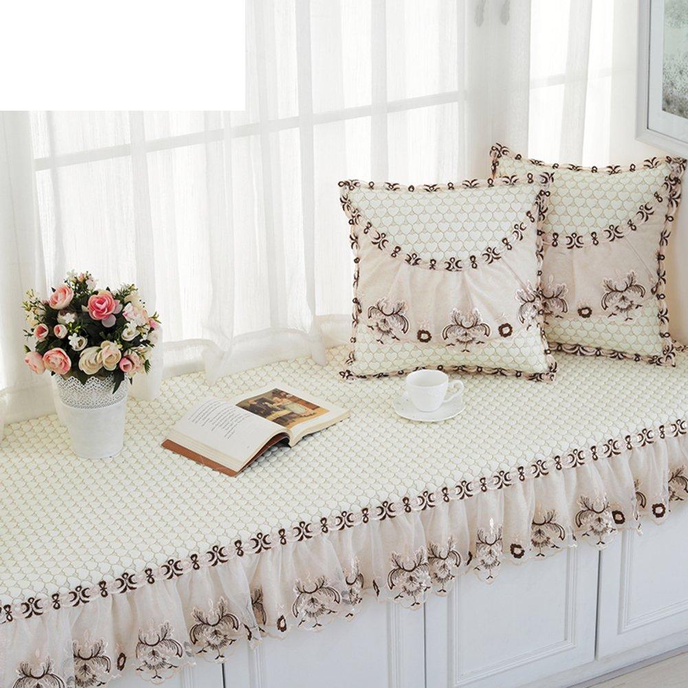 Sill pad/anti-slip window mat/four seasons,general,simple modern,bedroom window sill pad/tatami mat balcony mat-A 106x180cm(42x71inch)