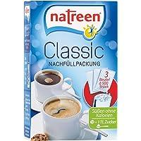 Natreen 纳特林经典/美味甜片咖啡伴侣 1500er, 2件装 (2 x 96 g)