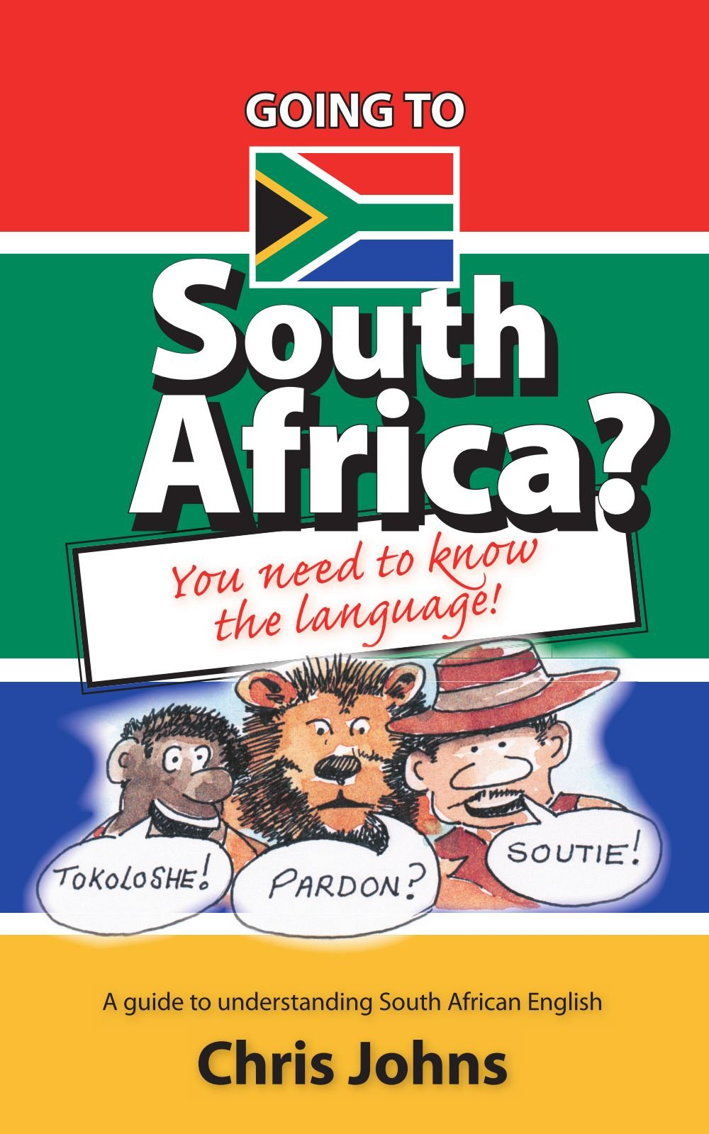 Read Online Going to South Africa?: You Need to Know The Language! pdf epub