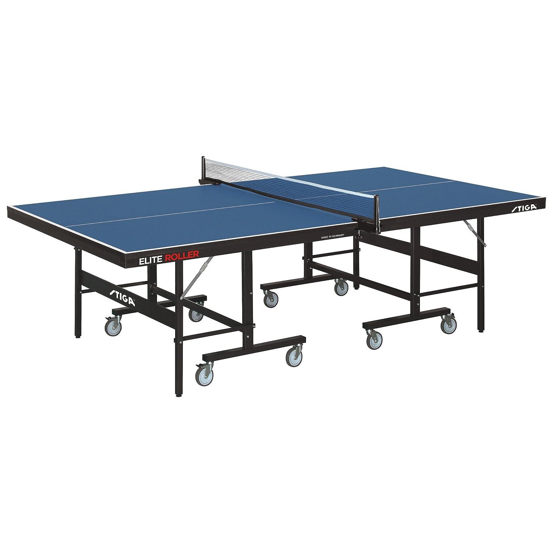 Stiga Tischtennisplatte Elite Roller - blau
