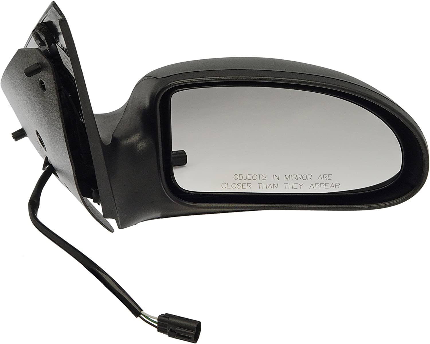 Depo 330-5412L3EF3 Ford Focus Driver Side Non-Heated Power Replacement Mirror