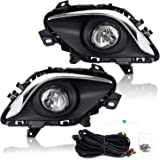RP Remarkable Power, Compatible with MZ 6 2013 2014 2015 Fog Lights Assembly Left & Right Kit,with H11 12V 55W Bulbs…