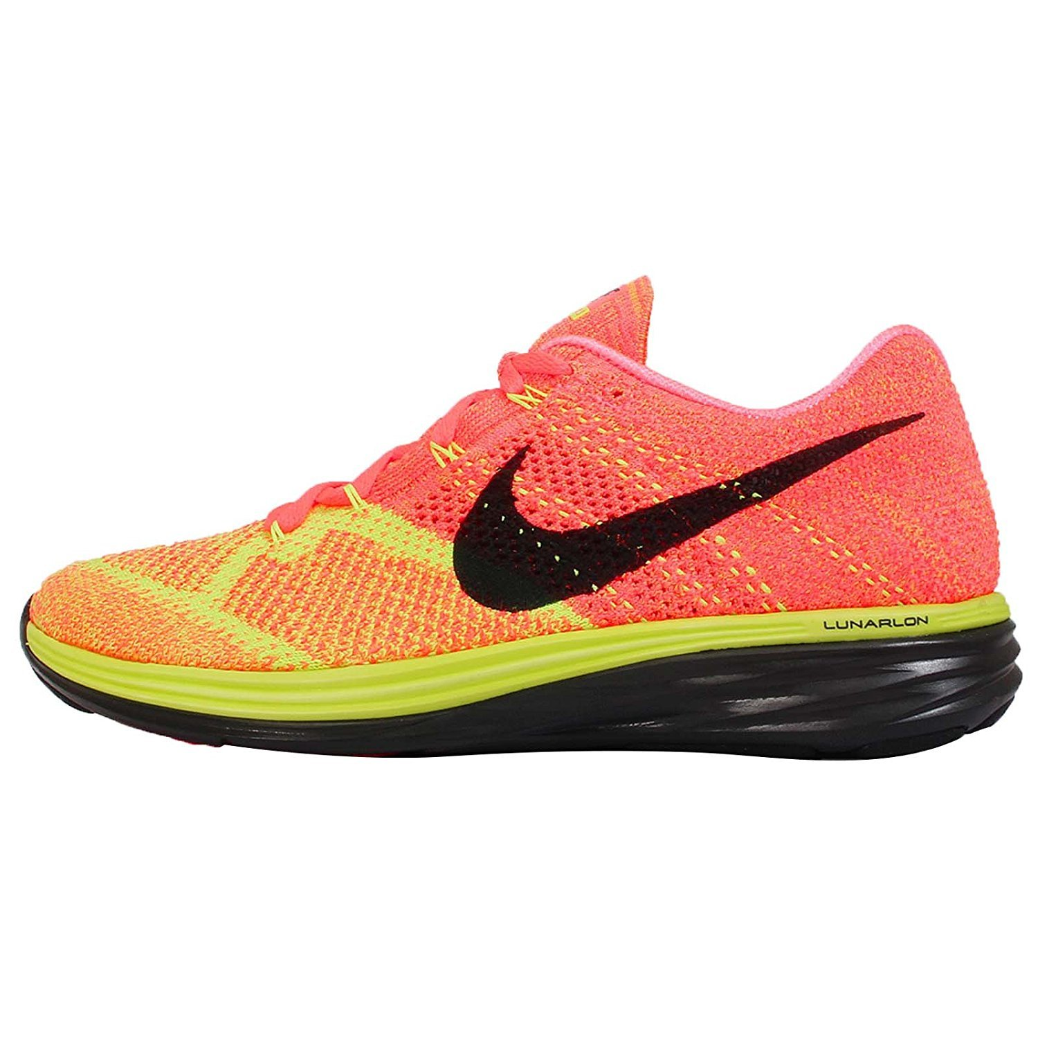 best authentic 2f142 11636 Nike Flyknit Lunar 3 Mens Style   698181  Amazon.ca  Shoes   Handbags