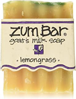 product image for ZUM Lemongrass Soap Bar, 3 OZ