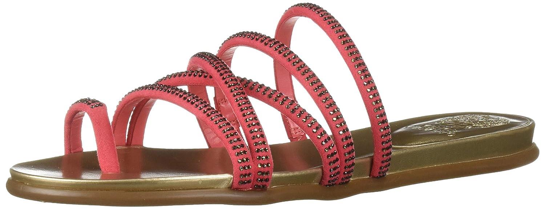 Mdpink Vince Camuto Womens Ezzina Flat Sandal