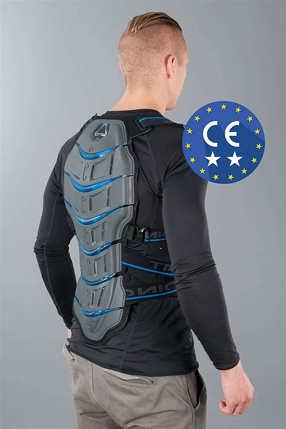 Tryonic Feel 3.7 Back Protector Tryonic Feel 3.7Back Protector TPB001-3530