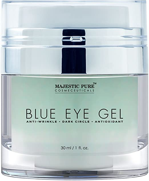 Blue Best Eye Gel from Majestic Pure