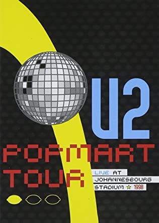 Amazon.com: Live At Johannesburg Stadium 1: U2: Cine y TV