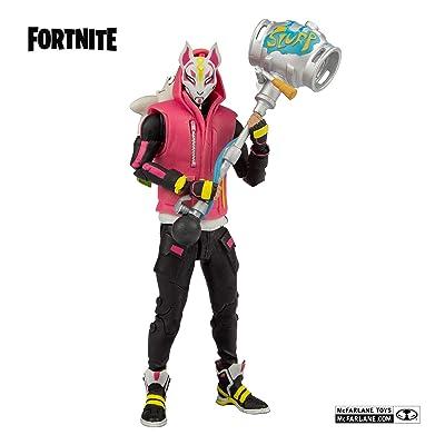 McFarlane Toys Fortnite Drift Premium Action Figure: Toys & Games