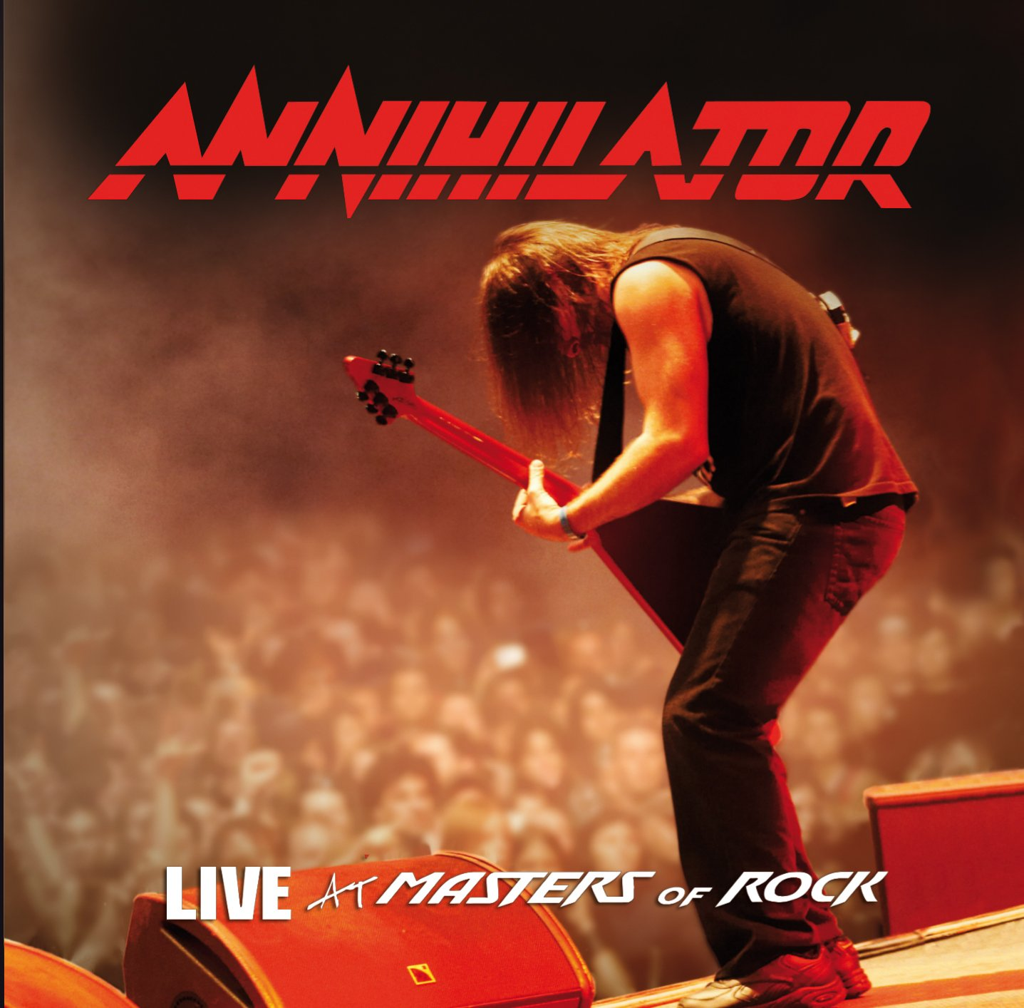 CD : Annihilator - Live At Masters Or Rock (CD)