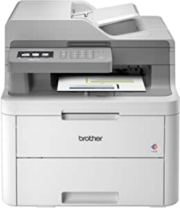 Brother MFCL3710CW Wireless Color Printer with Scanner, Copier & Fax