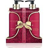 Baylis & Harding Midnight Fig & Pomegranate Hand Wash & Hand Lotion Set