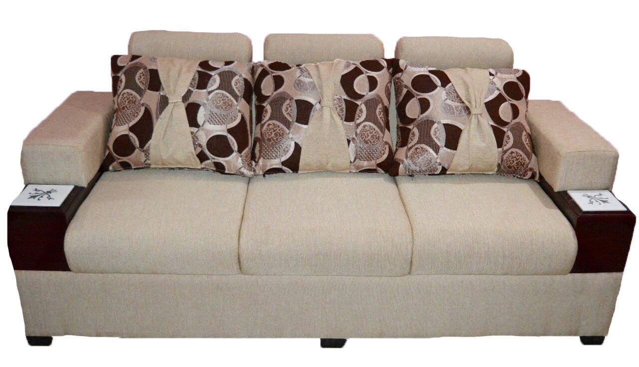 Furniture Express Jute Sofa Set (fe-9): Amazon.in: Home & Kitchen