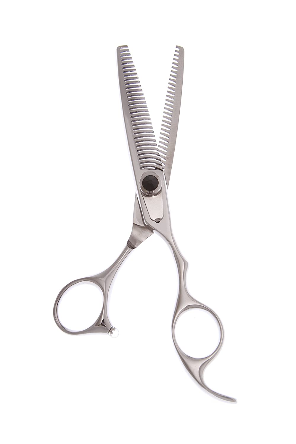 ShearsDirect YA65-40DT Stainless Steel No Line Blending Shear with Offset Ergonomic Handle, 6.5 6.5 Bucci Global Products INC