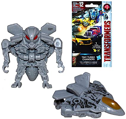 Turbo Changers Starscream Tiny Blind Bag Series 1 Transformers 1.5""