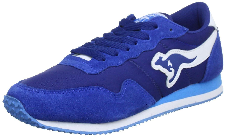 KangaROOS Invader-Basic - Zapatillas de material sintético hombre 42 EU|Azul - Blau (Royalblue 470)