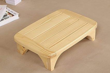 Scaletta In Legno Per Bagno : Chuan han scaletta in legno massello realizzata a mano