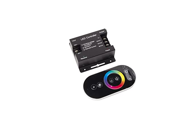 Lineteckled crgbtouch controller strisce led rgb con