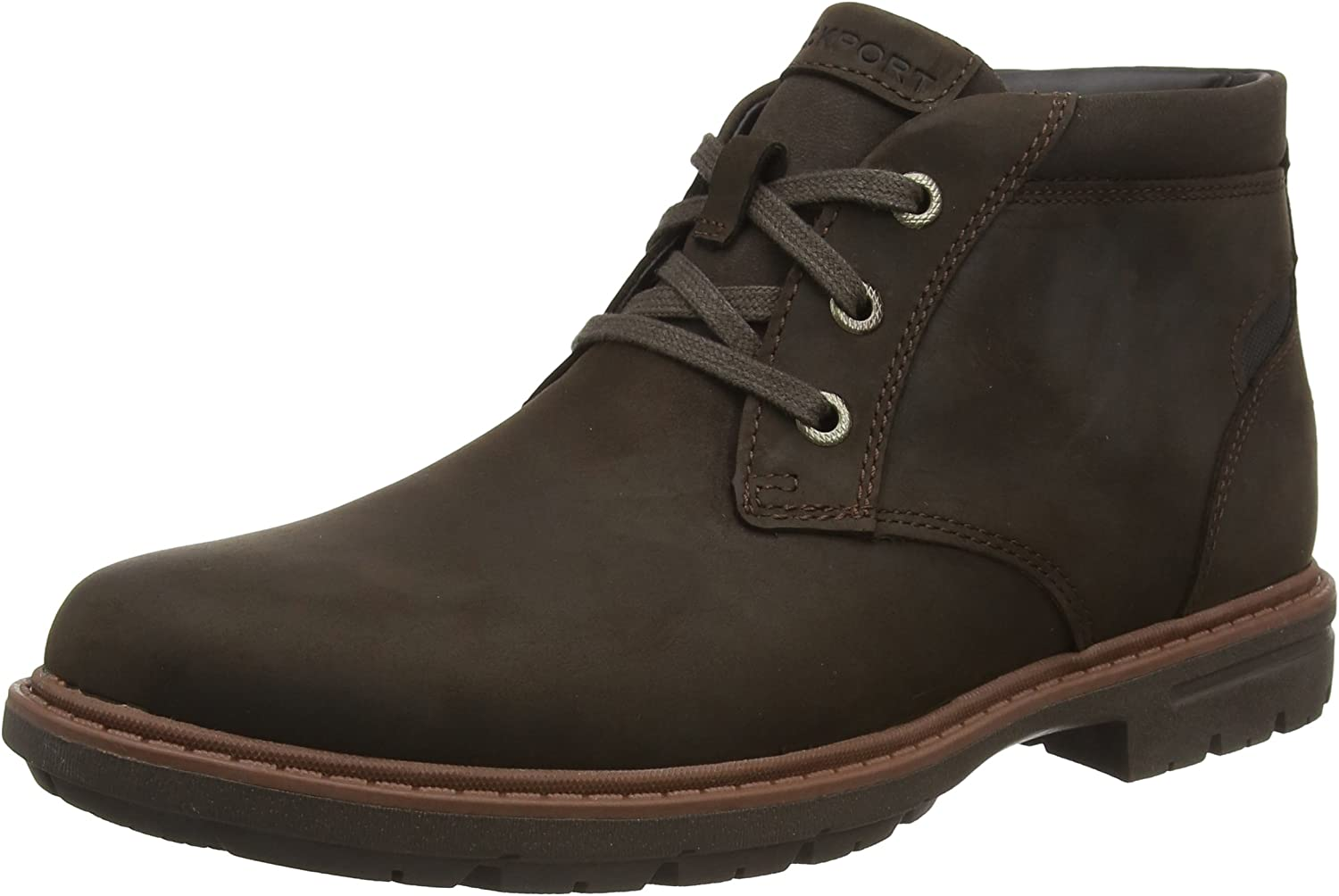TALLA 41 EU. Rockport Tough Bucks Chukka, Botas Hombre