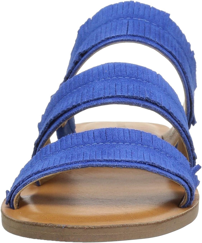 Lucky Brand Women/'s Hegen Flat Sandal Choose SZ//color