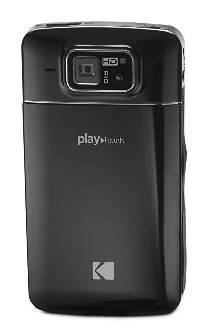 amazon com kodak playtouch video camera black camera photo rh amazon com Kodak Digital Camera Kodak Zi10 Camcorder