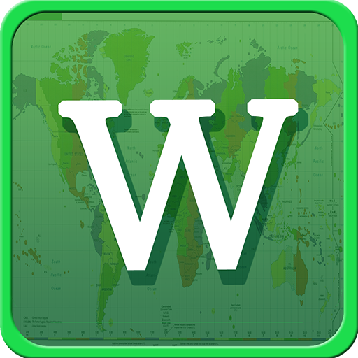 Wikimap for Kindle Fire