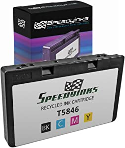 Speedy Inks Remanufactured Ink Cartridge Replacement for Epson T5846