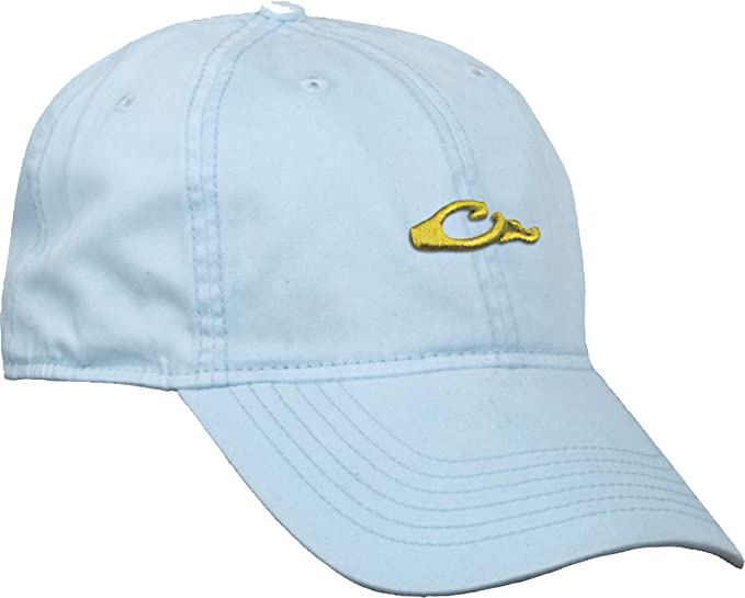 21985a6005489c Image Unavailable. Image not available for. Color: Drake Cotton Twill Logo  Cap ...