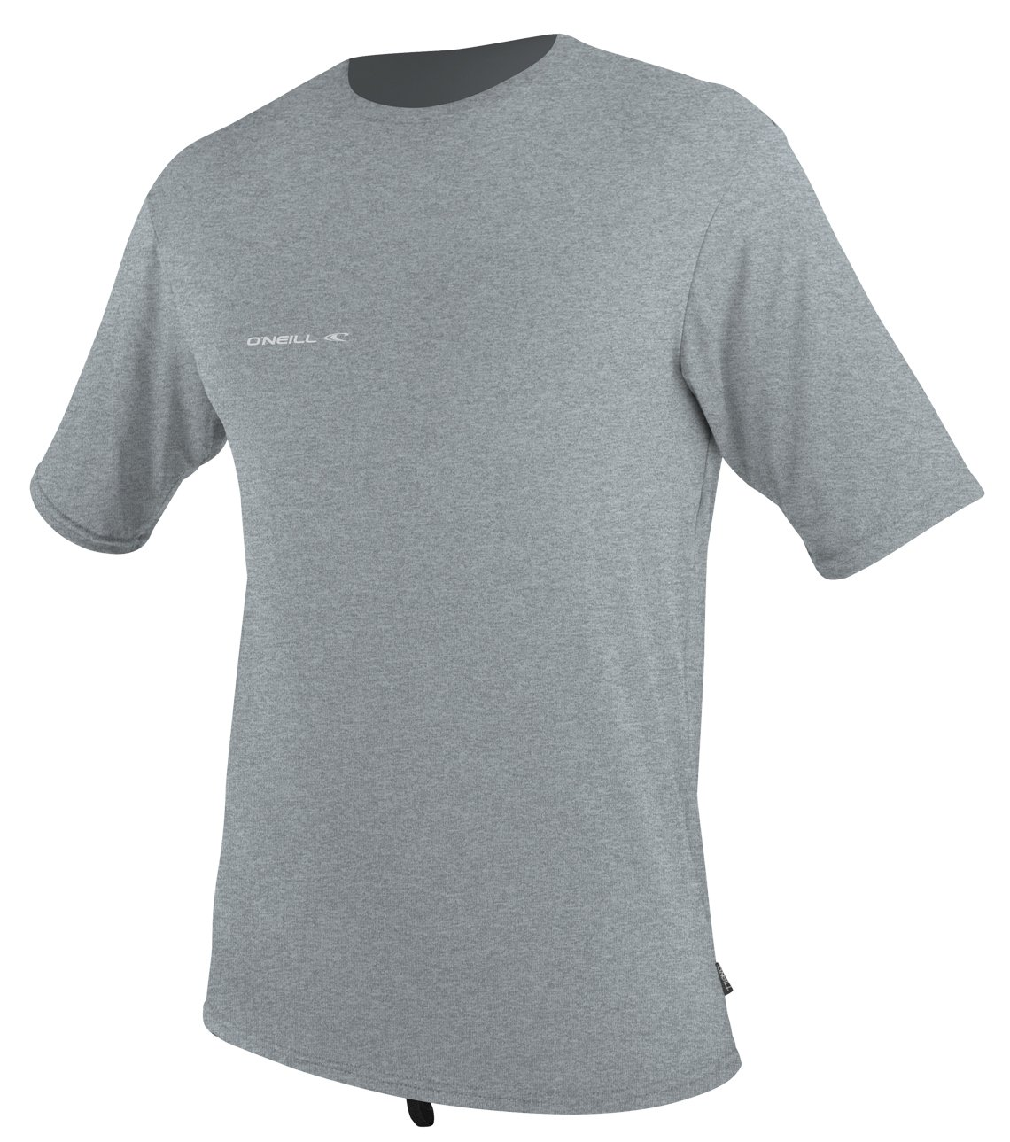 O'Neill Wetsuits Men's Hybrid UPF 50+ Short Sleeve Sun Shirt, CoolGrey by O'Neill Wetsuits (Image #1)
