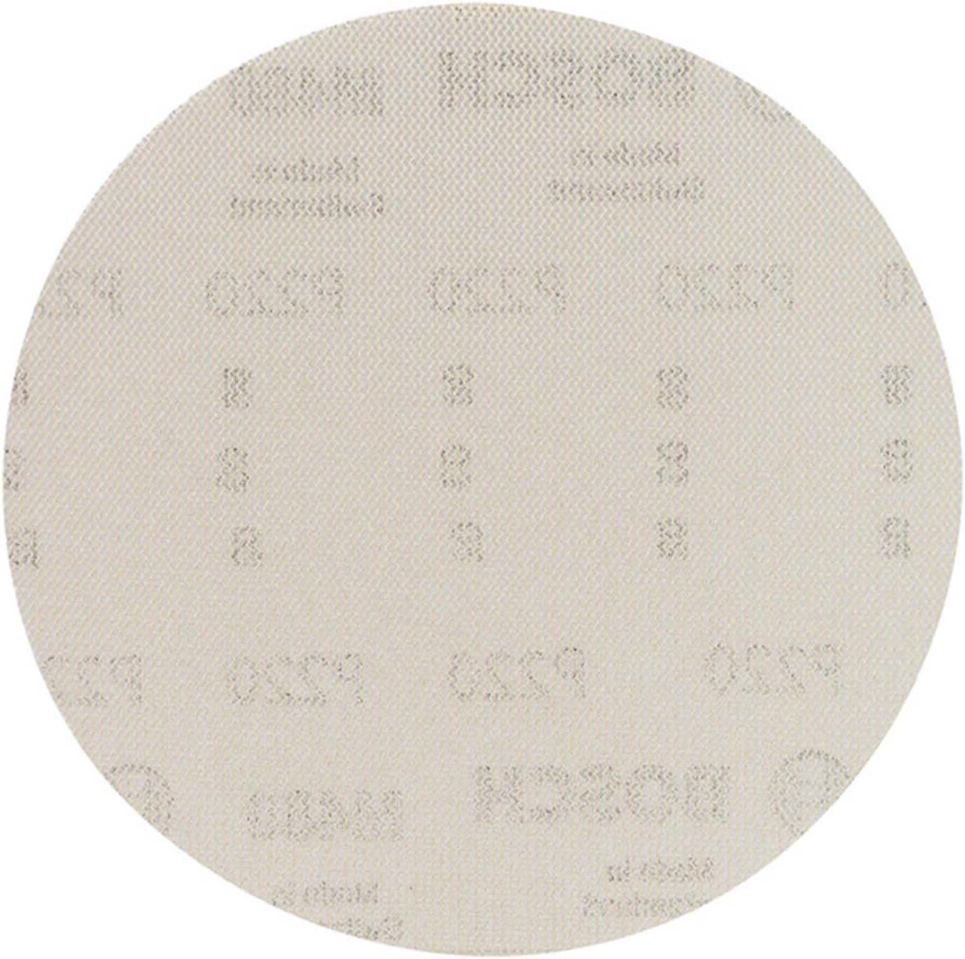 Bosch 2608621166 M480 Sanding Sheet Set of 5 Pieces 150 mm Beige