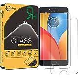 [2-Pack] Jasinber Mica de Vidrio Cristal Templado para Moto E Plus 4G / Motorola XT1772