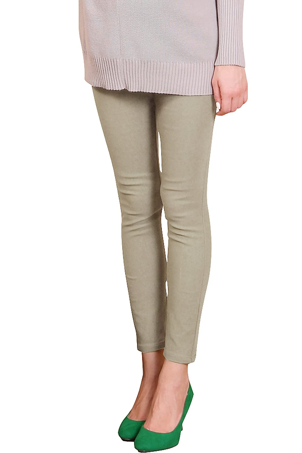 Sweet Mommy Raised Stretchy Maternity Skinny Pants sp4084