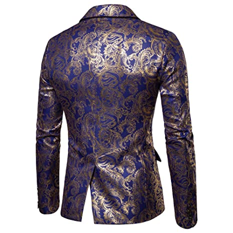 Amazon.com: JPJ(TM) Men Coat❤️Mens Printed Fashion ...