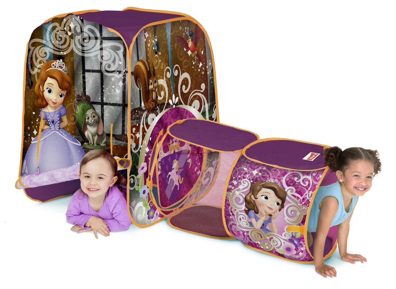 Playhut Sofia Discovery Hut Tent [並行輸入品] B016DGF57M