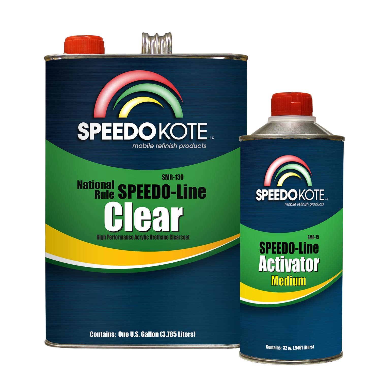 Speedokote SMR-130/75-K-M-Automotive Clear Coat