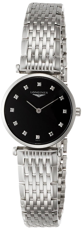 [ロンジン]LONGINES 腕時計 ラ グラン クラシック ドゥ ロンジン クォーツ L4.209.4.58.6 レディース 【正規輸入品】 B008OVST9Q