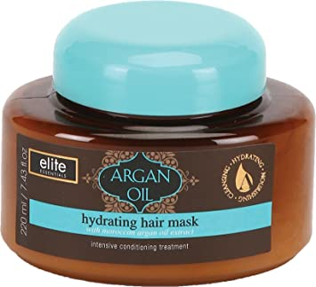 Amazon Com Argan Oil Hydrating Hair Mask For Intensive